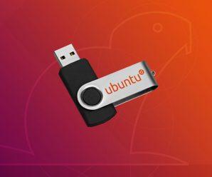 Как записать образ на Ubuntu c помощью Rufus